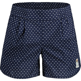 Maloja UrschaiaM. Shorts Women, night sky rabbitpaw